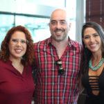 Luana Gurgel, Rodrigo Vargas E Marcela Gomes
