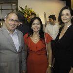 Marcelo Vieira, Valéria Ferrer E Mirian Pereira