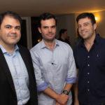 Marco Aurélio, Thiago Barroso E Henrique Mourão