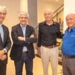 Marcos Pompeu, Gustavo Zevallos, Ricardo Liebmann E Airton Monteiro