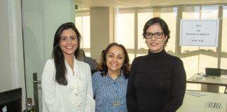 Marlene Albuquerque, Maria Ledio E Roberta Pinheiro (1)