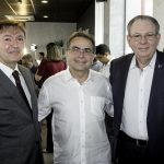 Maurício Filizola, Leonidas Cristino E Ricardo Cavalcante
