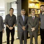 Maurício Filizola, Marcos André, Erivelton Gonçalves, Frederico Cortês E Rodrigo Leite