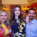 Monica Vieira, Luana Falcao E Felipe Moura