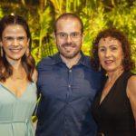 Niedja Bezerra Prisco Bezerra e Luiza Serpa 150x150 - Ciro Gomes ganha aniversário surpresa no Pipo Restaurante