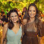 Niedja Bezerra e Gisele Bezerra 150x150 - Ciro Gomes ganha aniversário surpresa no Pipo Restaurante