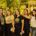 Patricia Porto, Lucia Ribeiro, Elayne Oliveira, Regina Carvalho E Grace Matias