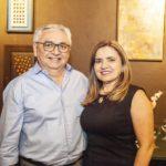 Paulo Albuquerque e Lucia Albuquerque 150x150 - Ciro Gomes ganha aniversário surpresa no Pipo Restaurante
