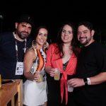 Paulo Assis, Priscila Alencar, Georgia Fiuza E Olavo Lima_