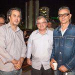Paulo Barreto, Raniere Medeiros E Maia Junior