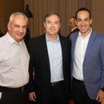 Paulo Freire, Pedro Saboya E Edson Farias