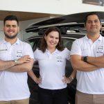 Pedro Ximenes, Sídia Pinheiro E Ronald Roriz (1)