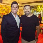 Pipo e Elcio Batista 150x150 - Ciro Gomes ganha aniversário surpresa no Pipo Restaurante