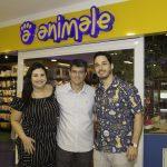 Priscila Ataíde, Rafael Campos E José Mauro (2)
