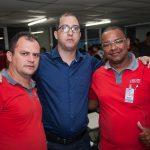 Raiflan Fernandes, André Pereira E Edmar Rocha