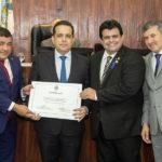 Raimundo Filho, Germano Belchior, Jorge Pinheiro E Antônio Henrique