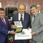 Raimundo Filho, Honório Pinheiro E Antônio Henrique
