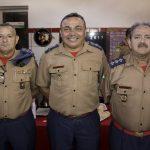 Raimundo Marcos, Jair Wellington E Nelson Lima