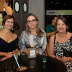 Raquel Cajé, Denise De Castro E Georgia Philomeno