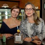 Raquel Cajé E Georgia Philomeno