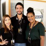 Raynara Fernandes, Evander Benevenuto E Beatriz Araújo