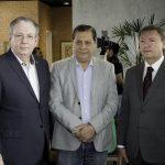 Ricardo Cavalcante, José Airton E Maurício Filizola (1)