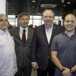 Roberto Pessoa, Maurício Filizola, Ricardo Cavalcante E Heitor Freire (1)