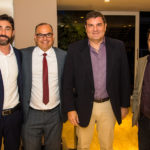 Roberto Telles, Gustavo Menezes, Delzemar Pessoa E Rodrigo Camurça