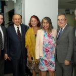 Rodrigo Pereira, Honório Pinheiro, Fátima Duarte, Selma Cabral, Assis Cavalcante E Riamburgo Ximenes
