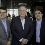 Sérgio Lopes, Ricardo Cavalcante E Darlan Moreira
