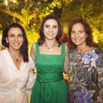 Samara Fernandes e Lily Frota e Izolda Cela 150x150 - Ciro Gomes ganha aniversário surpresa no Pipo Restaurante