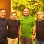 Samuel Dias Elcio Batista Adriano Nogueira e Hélio Parente 150x150 - Ciro Gomes ganha aniversário surpresa no Pipo Restaurante
