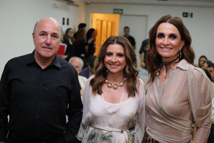 Silvio Frota, Emilia Buarque E Andrea Natal