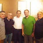 Veveu Helio Parente Camilo Santana Adriano Nogueira e Desembargador Theodoro Santos 150x150 - Ciro Gomes ganha aniversário surpresa no Pipo Restaurante
