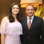 Aline Becco e Regis Gomes 150x150 - Mariana Vasconcelos e Eliseu Becco trocam alianças