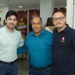 Carlos Silva Dirceu Lopes e Michael Brito 150x150 - Flash Imobiliário apresenta os resultados do setor no mês de novembro