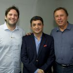 Daniel Simões Eduardo Gomes e José Simões 150x150 - Flash Imobiliário apresenta os resultados do setor no mês de novembro