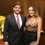 Edgar e Brenna Ximenes 150x150 - Mariana Vasconcelos e Eliseu Becco trocam alianças