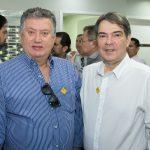 Elder Macêdo e Leonardo Girão 150x150 - Flash Imobiliário apresenta os resultados do setor no mês de novembro