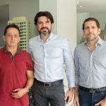 Flávio Pinto Rômulo Santos e Jonathas Costa 150x150 - Flash Imobiliário apresenta os resultados do setor no mês de novembro