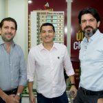 Jonathas Costa Alessandro Araújo e Rômulo Santos 150x150 - Flash Imobiliário apresenta os resultados do setor no mês de novembro