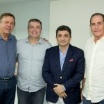 José Simões Ricardo Cavalcante Eduardo Gomes de Matos e João Fiuza 150x150 - Flash Imobiliário apresenta os resultados do setor no mês de novembro