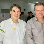 Leonardo Girão e Sérgio Macêdo 150x150 - Flash Imobiliário apresenta os resultados do setor no mês de novembro