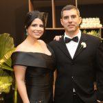 Luh e Fabrício Santos 150x150 - Mariana Vasconcelos e Eliseu Becco trocam alianças