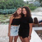 Adriana Mota e Paula Brasil 150x150 - Sons da Terra reúne nomes da música no Colosso em ação beneficente