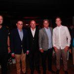 Adriano Nogueira Gaudêncio Lucena Luciano Cavalcante Luciano Ferrer e Carlos Lens  150x150 - Corpvs Segurança comemora 45 anos com festa no La Maison