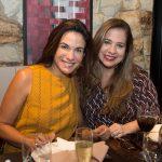 Ana Virgínia Martins e Martinha Assunção 150x150 - Letícia Studart celebra aniversário ao lado de amigos