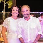 Andréa e Marcus Novais 150x150 - Branca e Racine Mourão comemoram aniversário com white party