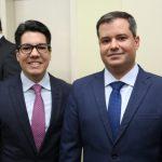 Andrei Aguiar e Rafael Ponte 150x150 - Kamile Castro é empossada juíza do TRE-CE
