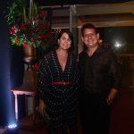 Angela e Marlon Cambraia 150x150 - Corpvs Segurança comemora 45 anos com festa no La Maison